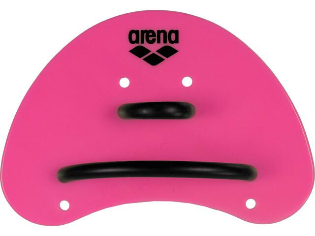 arena Elite Plaquette de natation, pink-black